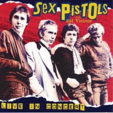Sex Pistols form
