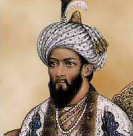 Babur takes over India