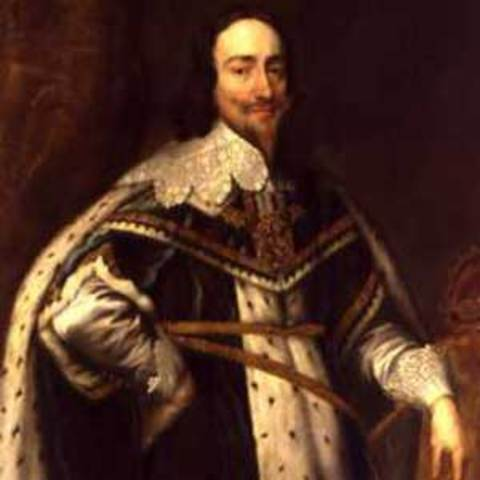 Oliver Cromwell and the execution of Charles I
