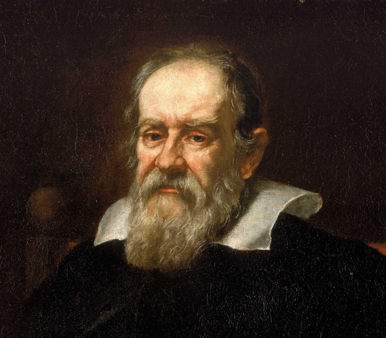 Galileo Galilei used telescope to support heliocentric theory.