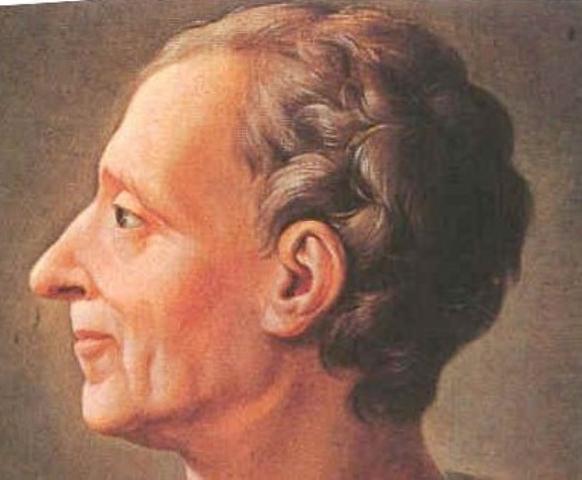 Montesquieu's The Spirit of Laws