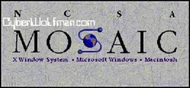 Desarrollo el exploraor NCSA Mosaic