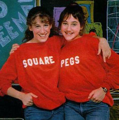 Square Pegs premieres