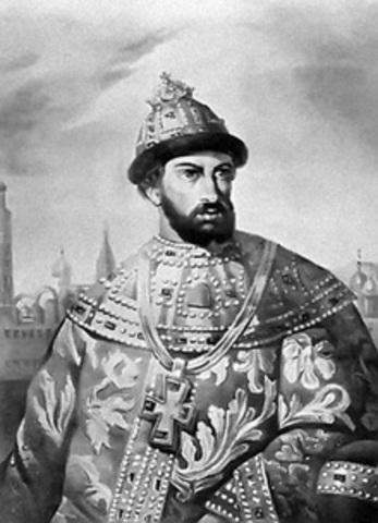 Boris Gudonov as Czar