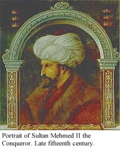 The Ottomans Conquer