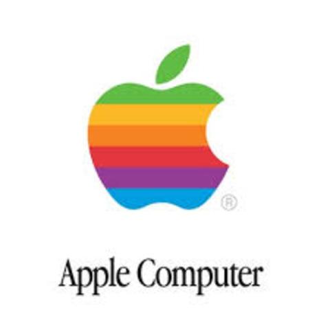 nacimiento de Apple Computer