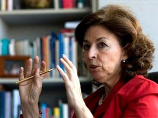 Leonor Beleza, Presidente da Fundação Champalimaud é a convidade para a reunião do Clube Bilderberg, que decorre até dia 3 de Junho, em Istambul, Turquia