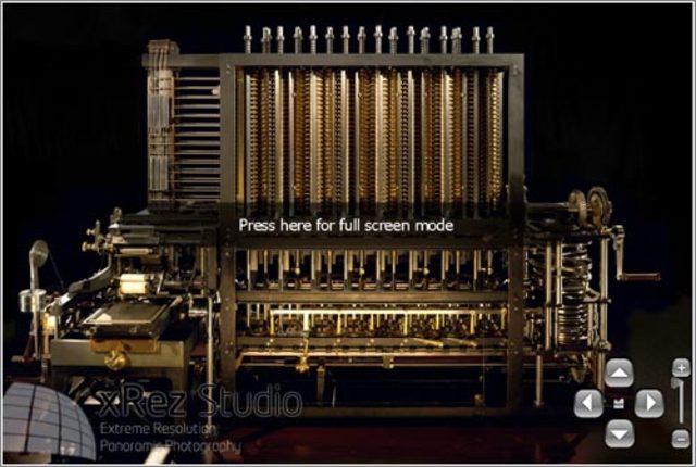 La maquina diferencial