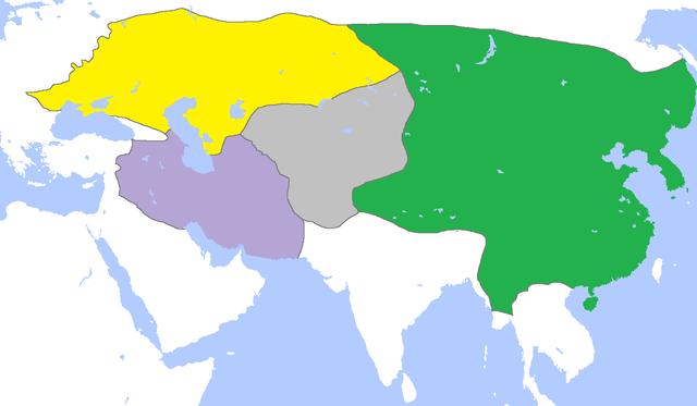 Destruction of Tartar Khanates
