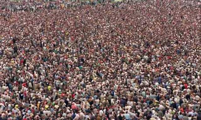 Huge Population