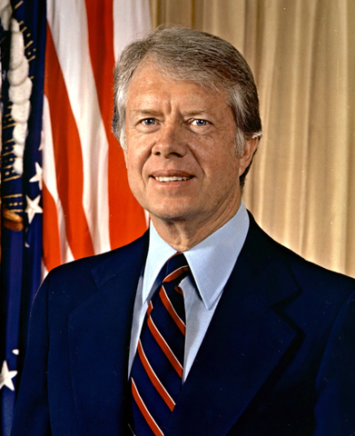 Carter declares amnesty for Vietnam draft-dodgers