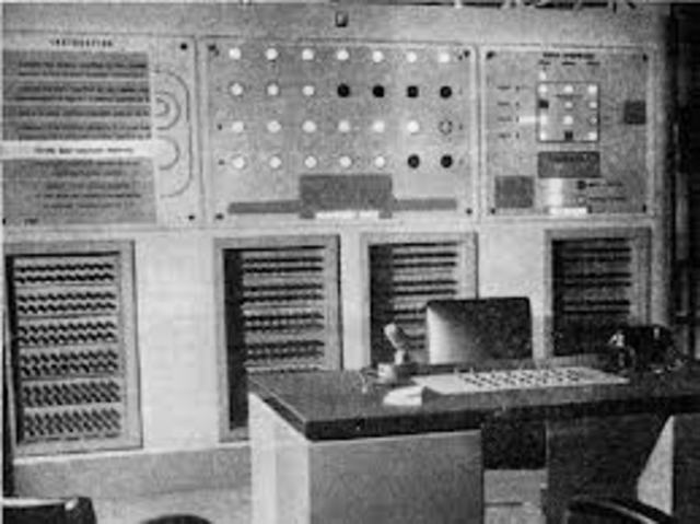 The NIMROD computer was made