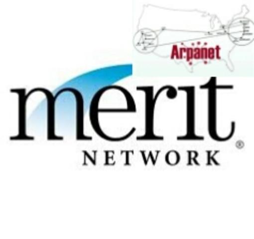 Planeacion de ARPANET  y Fundacion de Merit Network