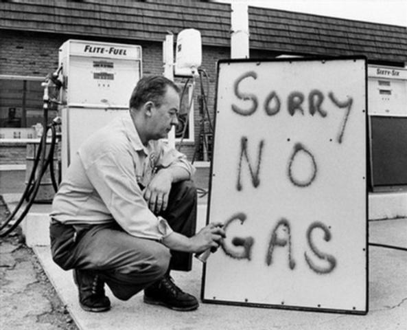 Oil Crisis of 1973 begins