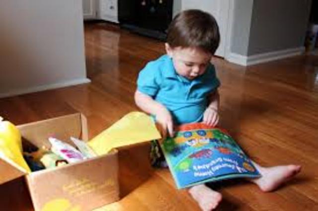 cognitive development at 19 months