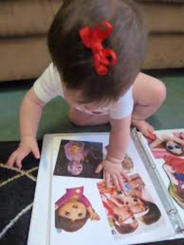 cognitive development at 20 months
