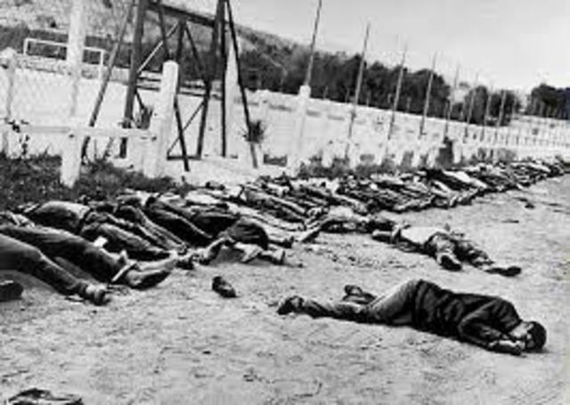 finaliza la Guerra de Argelia