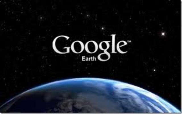 GOOGLE EARTH Y WINDOWS XP