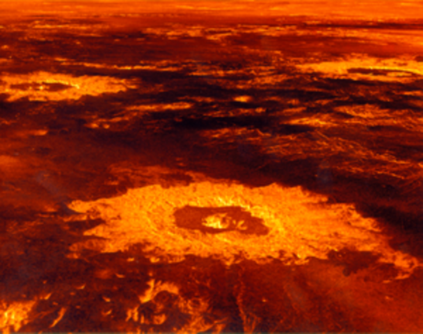 Information on Venus recieved