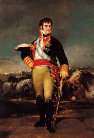 Absolutist period of Ferdinand VII