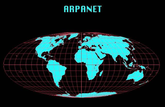 ARPANET retirada