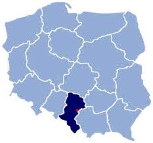 Vladek reaches Sosnowiec