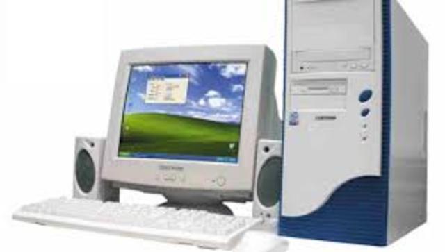 Mi Primer Computador.