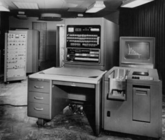 computadoras de la segunda generacion