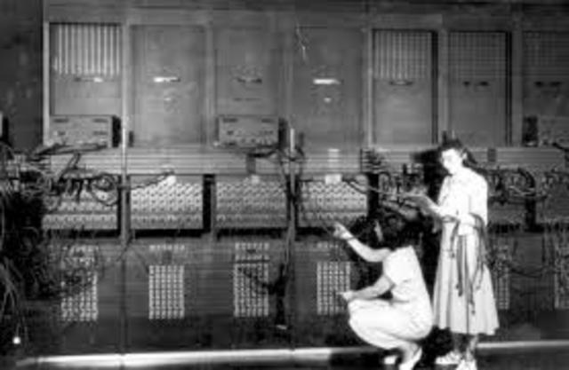 primera computadora electrica