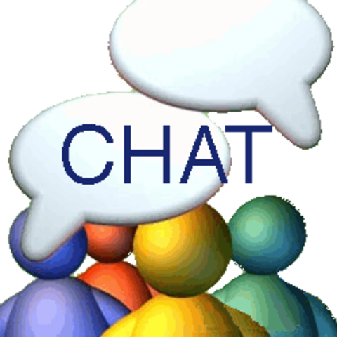 ¡Todos a chatear!