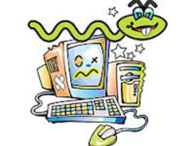 internet y los virus