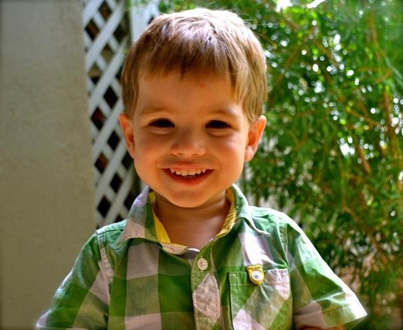 cognitive development at 25 months