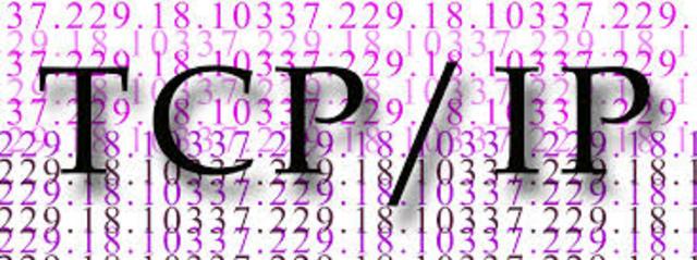 TCP/IP (inicios del internet)