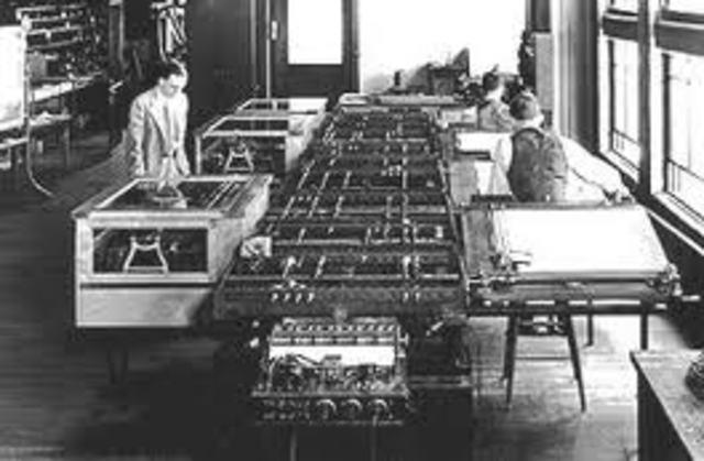 Computadoras electrónicos