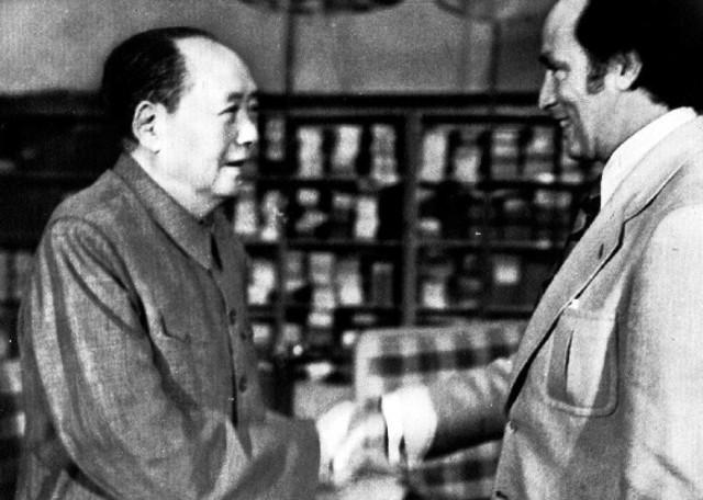 Trudeau visite les pays communistes