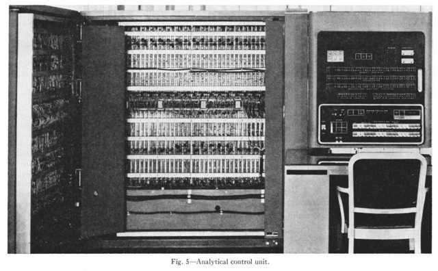La IBM tenía el monopolio de los equipos de procesamiento.