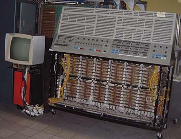 Impresionante IBM 360