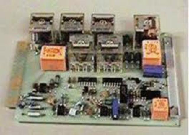 circuitos de transistores 1965