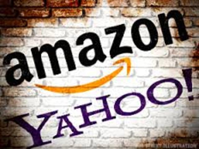 Yahoo! y Amazon