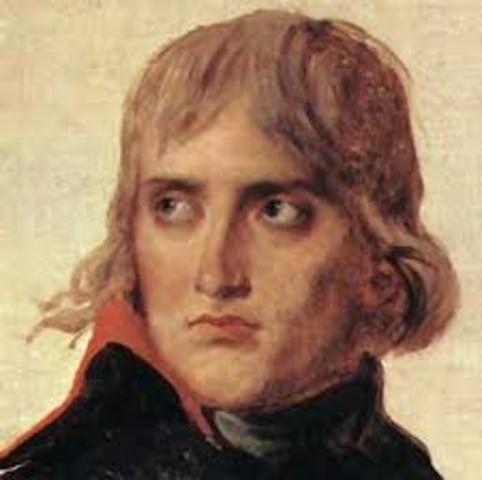 Napoleón invade España