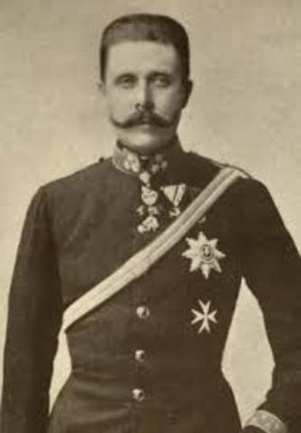 Assasination Franz Ferdinand