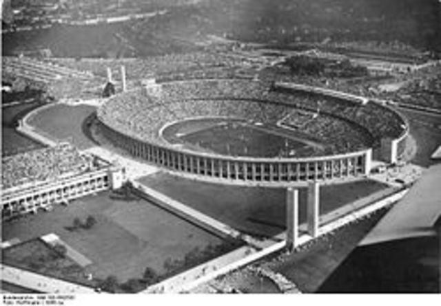Juegos Olímpicos Berlín