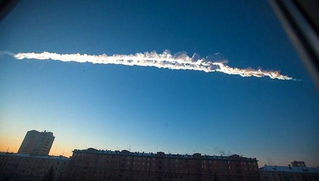 Cae un meteorito en Rusia