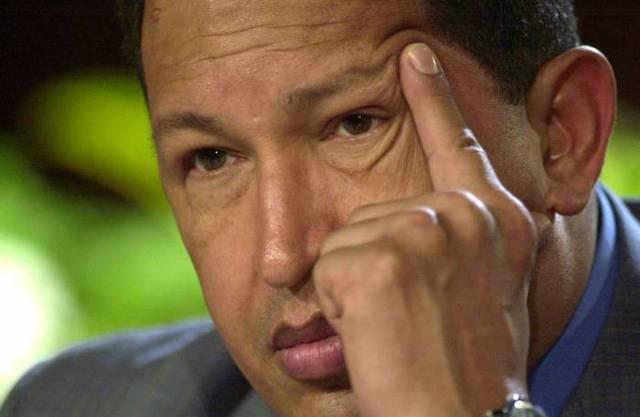 Fallece Hugo Chávez