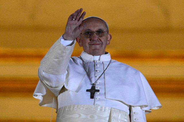 Bergoglio asume como Papa