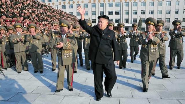 """Corea del Norte en """"estado de guerra"""""""