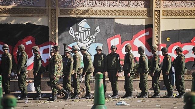 Crisis en Egipto