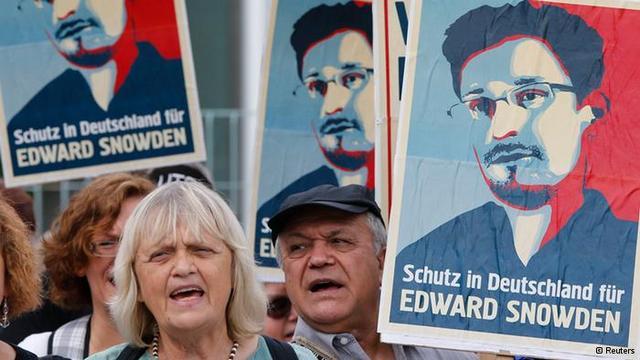 Asilo ruso para Snowden