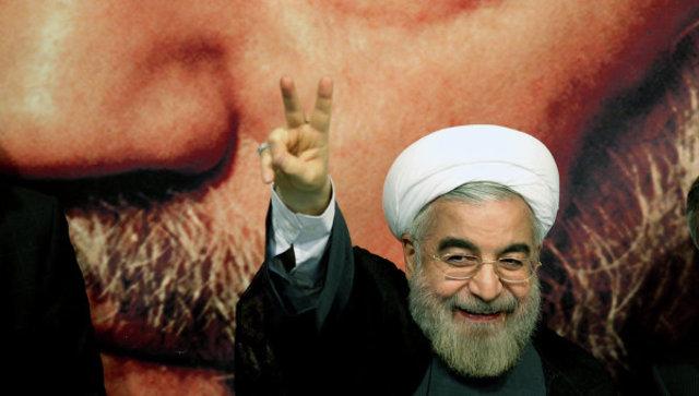 Asume Hasan Rohani en Irán