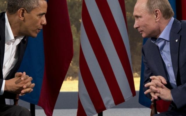 Tensión entre EE.UU. y Rusia